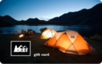 Discounted REI Gift Cards