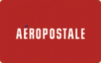 Discounted Aeropostale Gift Cards