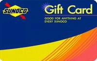 Discounted Sunoco Gift Cards