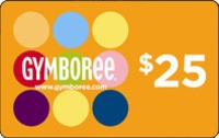 Discounted Gymboree Merchandise Credit Gift Cards