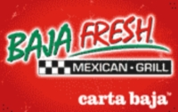 Discounted Baja Fresh Gift Cards