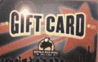 Discounted Buffalo Wild Wings  Gift Cards