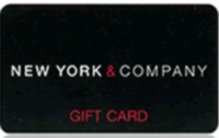 Discounted New York and Company  Gift Cards