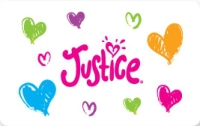 Discounted Justice Gift Cards