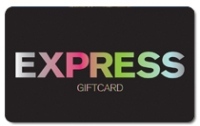 Discounted Express Store Gift Cards