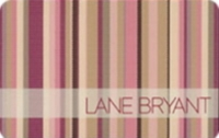 Discounted Lane Bryant Gift Cards