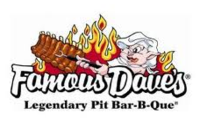 Famous Dave's!