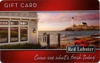 Discounted Red Lobster, Olive Garden, Longhorn Steakhouse, Bahama Breeze Gift Cards