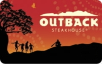 Discounted Outback Steakhouse Gift Cards