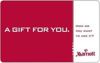 Discounted Marriott Gift Cards