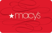 Discounted Macy's  Gift Cards