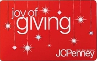 Discounted JC Penney Gift Cards