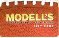Discounted Modell's Gift Cards