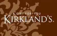 Discounted Kirkland's Gift Cards