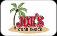 Discounted Joe's Crab Shack Gift Cards