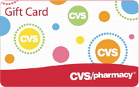 Discounted CVS Gift Cards