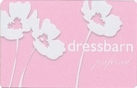 Discounted Dress Barn Gift Cards