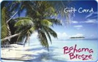 Discounted Bahama Breeze, Longhorn Steakhouse, Red Lobster, Olive Garden Gift Cards