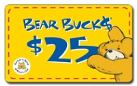 Discounted Build A Bear Workshop Gift Cards