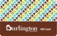 Discounted Burlington Coat Factory Gift Cards