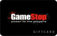 Discounted Game Stop  Gift Cards