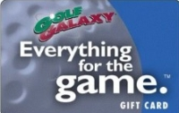 Discounted Golf Galaxy Gift Cards