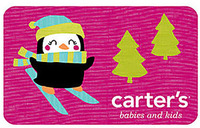 Discounted Carter's Gift Cards