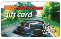 Discounted AutoZone Gift Cards