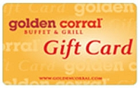 Discounted Golden Corral Gift Cards