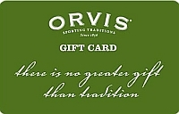 Discounted Orvis Outdoors Gift Cards