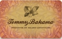 Discounted Tommy Bahama! Gift Cards