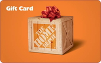 Discounted Home Depot Gift Cards