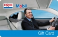 Discounted Exxon Mobil Gift Cards