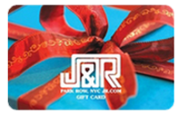 Discounted J & R Electronics  Gift Cards