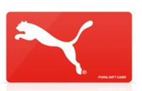 Discounted Puma Gift Cards