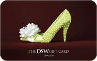 Discounted DSW Gift Cards