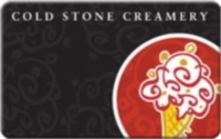 Discounted Cold Stone Creamery Gift Cards