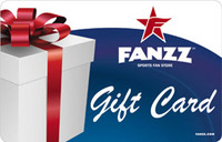 Discounted Fanzz Gift Cards