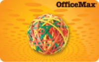 Discounted OfficeMax Gift Cards