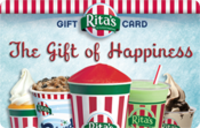 Discounted Rita's Gift Cards