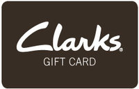 Discounted Clarks  Gift Cards