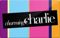Discounted Charming Charlie  Gift Cards
