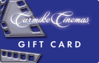 Discounted Carmike Cinemas Gift Cards
