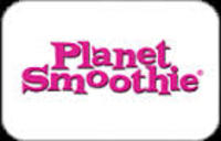 Discounted Planet Smoothie Gift Cards