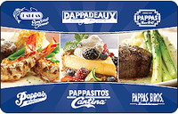 Discounted Pappa's Restaurant Gift Cards
