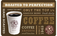 Discounted Coffee Bean & Tea Leaf  Gift Cards