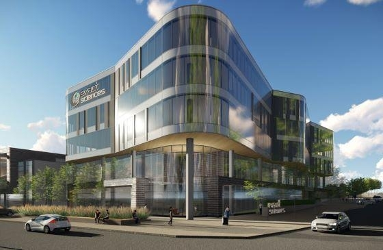 Exact Sciences Innovation One Headquarters Facility