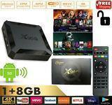 X96Q MINI 4K ANDROID 10 WIFI SMART TV BOX CON KD 19.0 1G/8G H313 EE. UU.