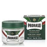 PRORASO REFRESH PRE-SHAVE                    CREAM  100ml                                             Producto Premium
