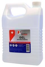 Alcohol en Gel Antibacterial Lancasco o Scentia, Galón